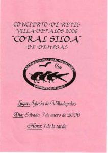 """Concierto de Reyes """" coral Siloa"""