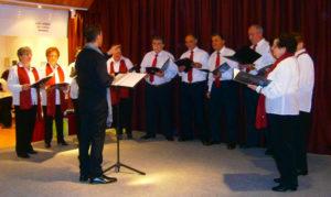 Coro San Ildefonso